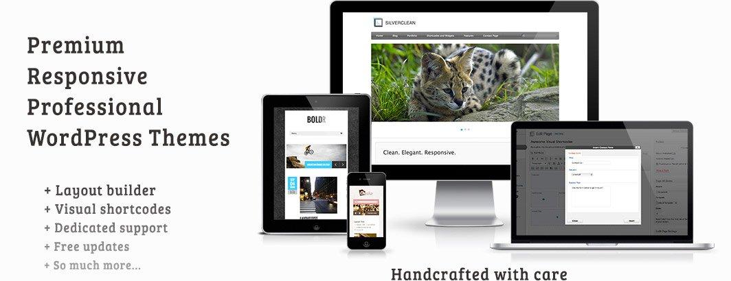 IceableThemes: Premium Responsive WordPress Themes
