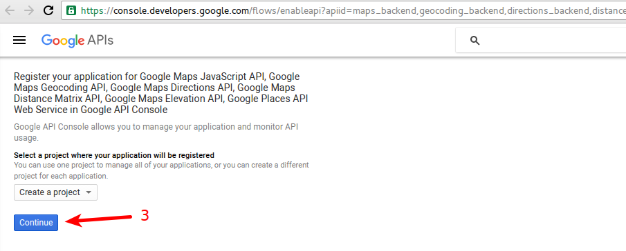 Getting an API key for Google Maps - Iceable Themes